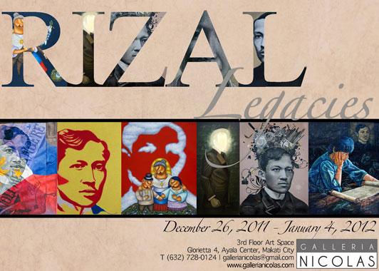 Rizal Legacies